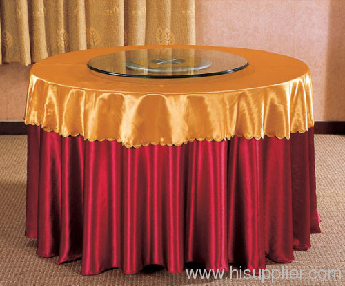 Table covertable cloth for banquet tabledining table TC005