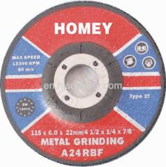 high quality metal grinding disc