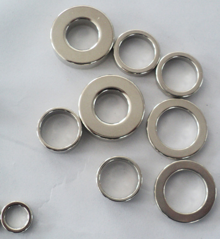 NdFeB Magnets Rings