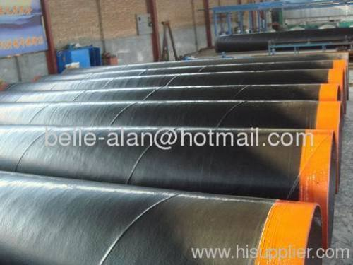 spiral steel pipes and tubes