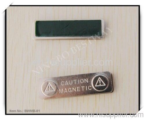 Magnetic Badge Holders Supplier