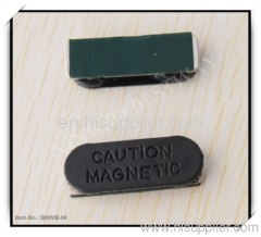 L33xW12x5mm Magnetic Buttons with Metal