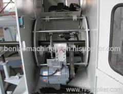 PE pipe machine