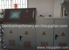 PE pipe extrusion line(20-75mm)