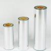 UL motor capacitor film double metallized film capacitor insulation film films