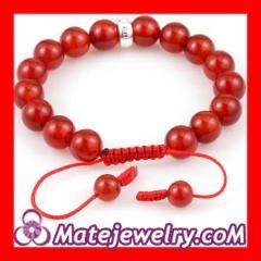 handmade Red Agate bracelets
