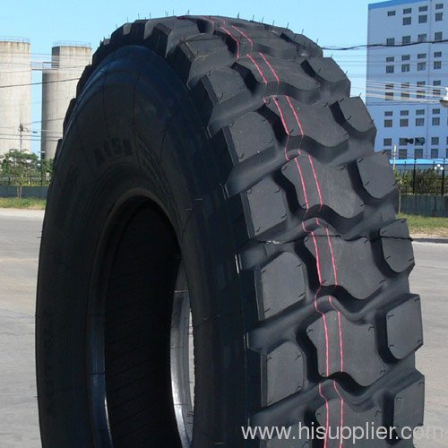 12.00R20 12.00R24 Truck Radial Tires Three-A Brand - Shengtai Group Co.,ltd
