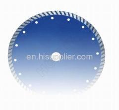 cheap diamond corrugated blade