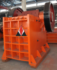 High efficient jaw crusher