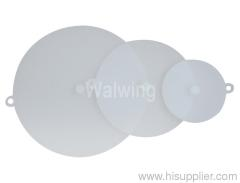 silicone pan cover