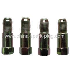 spark plug bushing adapter metal shell