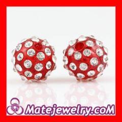 Wholesale plastic crystal beads