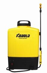 16L battery pump sprayer