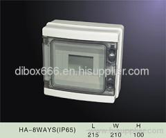 IP65 Waterproof plastic enclosure box