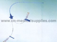 Double Lumen CV Catheter