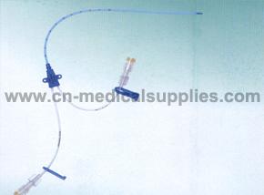 Double Lumen CV Catheter