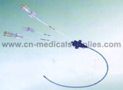 Triple Lumen CV Catheter