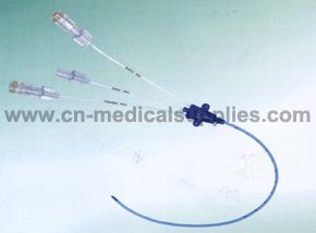Triple Lumen CV Catheter