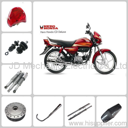 Hero Honda Motorcycle Parts Manufacturer From China Jd Mechanic