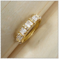 18k gold plated ring 1321103