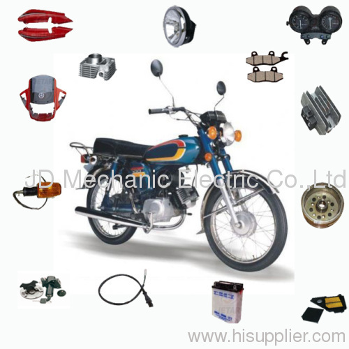 Yamaha yb100 motorcycle parts products china products for Buy yamaha motorcycle parts