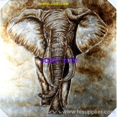 Supply Animal Oil Painting