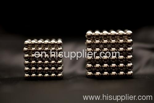 216pcs/set Earth Magnets Balls Ni coating