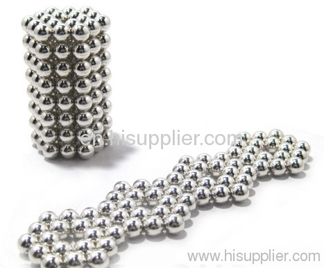 Magnetic Toy Balls with Metal Window Box