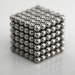 Magnetic Toy Balls with Metal Window Box buckyball
