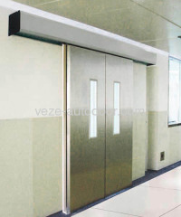 Hospital hermetic sliding door