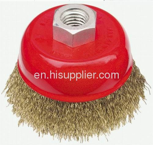 Crimped Wire Cup Brush | Best Crimped Wire Cup Brush From China Manufacturer Ningbo Homey