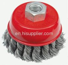 Best Knotted Wire Cup Brush