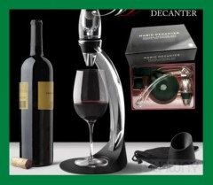 wine aerator wine decantor from factory