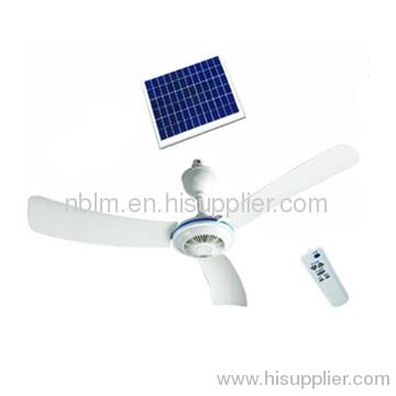 Solar Powered Fan From China Manufacturer Ningbo Laomu Co Ltd