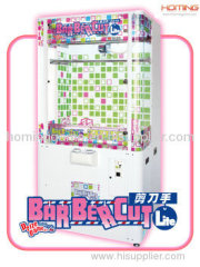 BarBer Cut prize game machine
