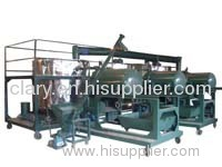 used engine oil recycle machine