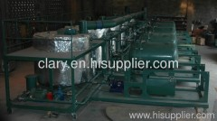 oil recycle equipment