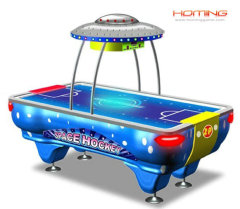 Space Air Hockey