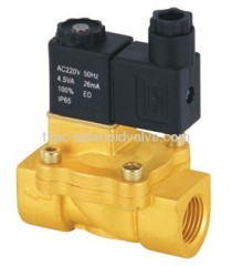 Assisted Lift Solenoid Valve