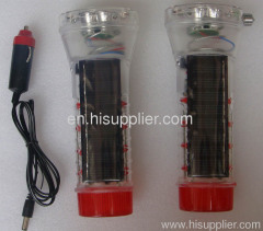 solar car light/solar auto lamp/solar emergency light
