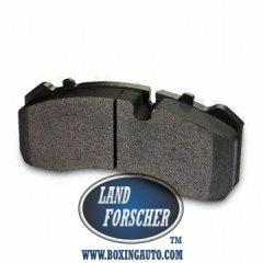 Brake pad 29095, BPW, DAF, FRUEHAUF, IVECO, MAN, MERCEDES-BENZ, SAF-SAUER-