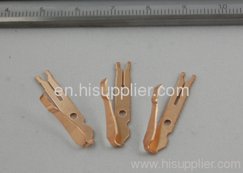 Precision brass stamping parts