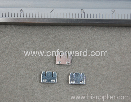 High precision contacts for 25 pair module