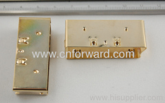 High precision housing for electric appliance