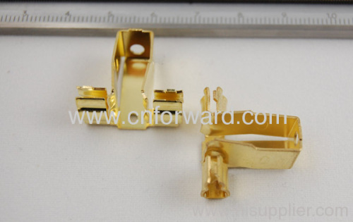 brass module contacts pin