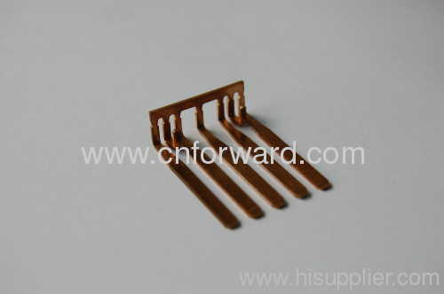 precision metal component part