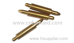 Brass Precision contact pin