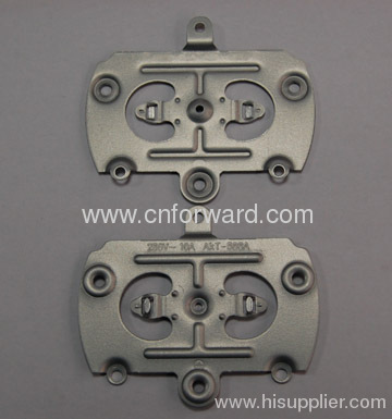 High precision brass contacts