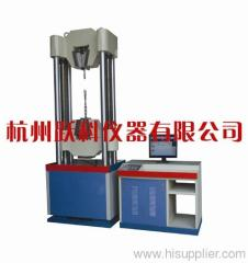 Steel Stranded Wire Universal Testing Machine