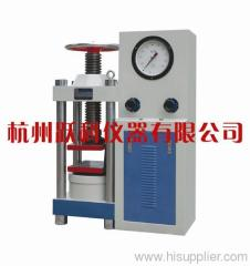Analogue Type Compression Testing Machine